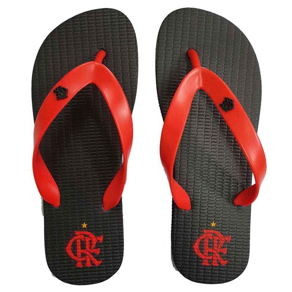 Chinelo Flamengo Basic