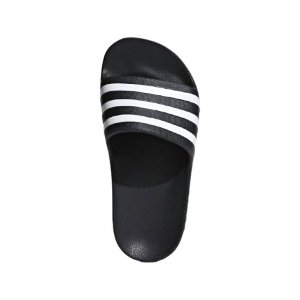 Chinelo Slide Adidas Inf Adilete Preto Branco