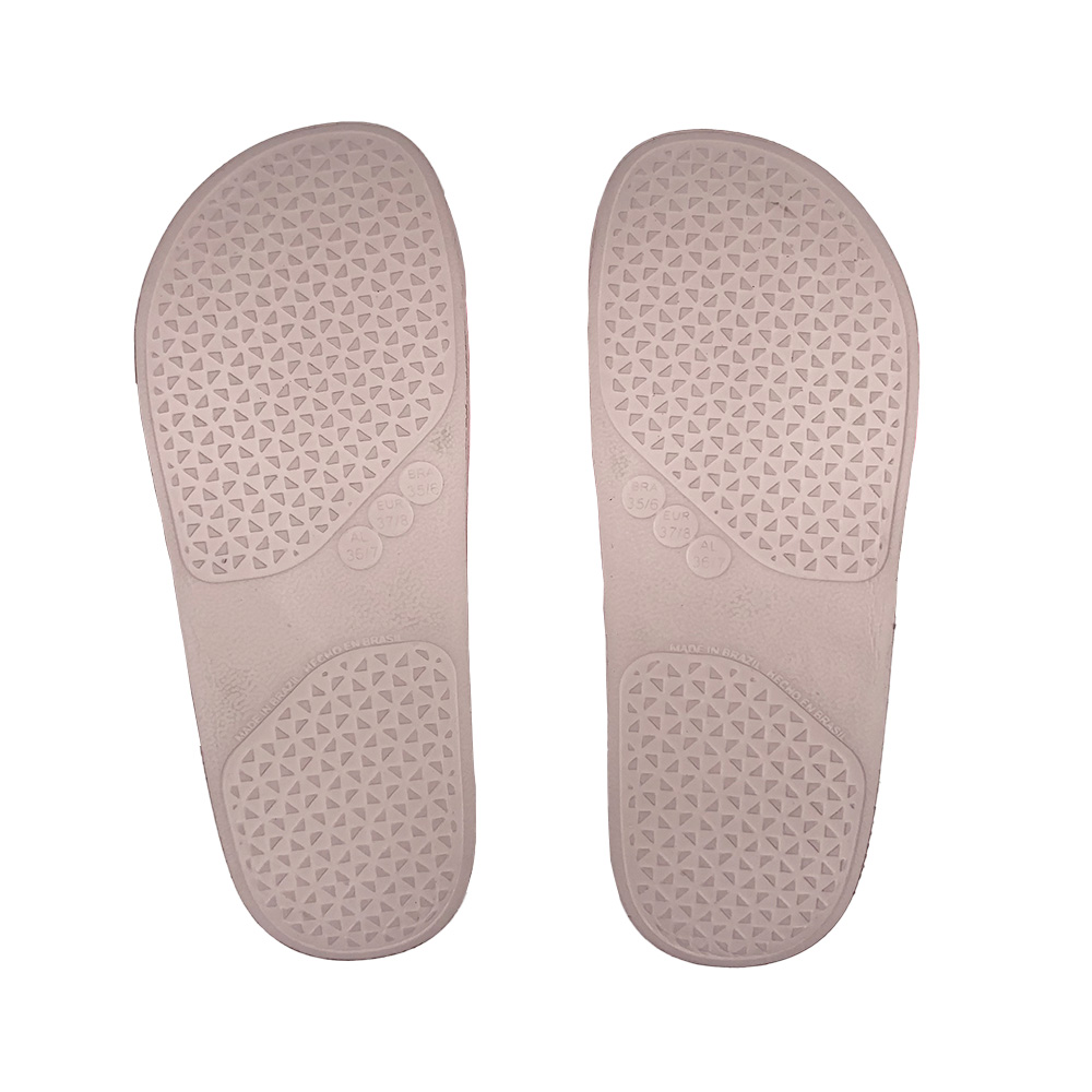 Chinelo Slide Hurley One e Only HU0013 Rose Pink