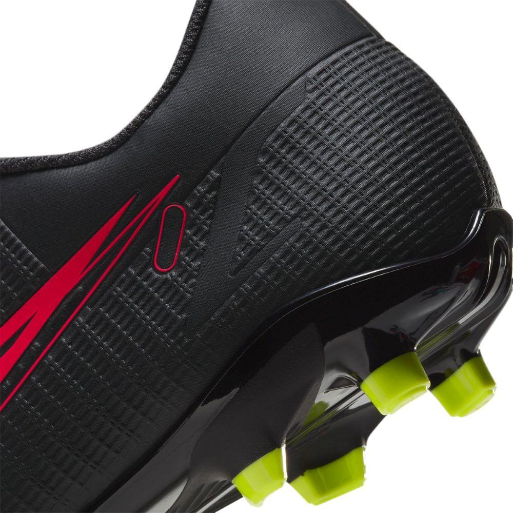 Chuteira Campo Nike Mercurial Vapor Club 14 - Preto/Rosa