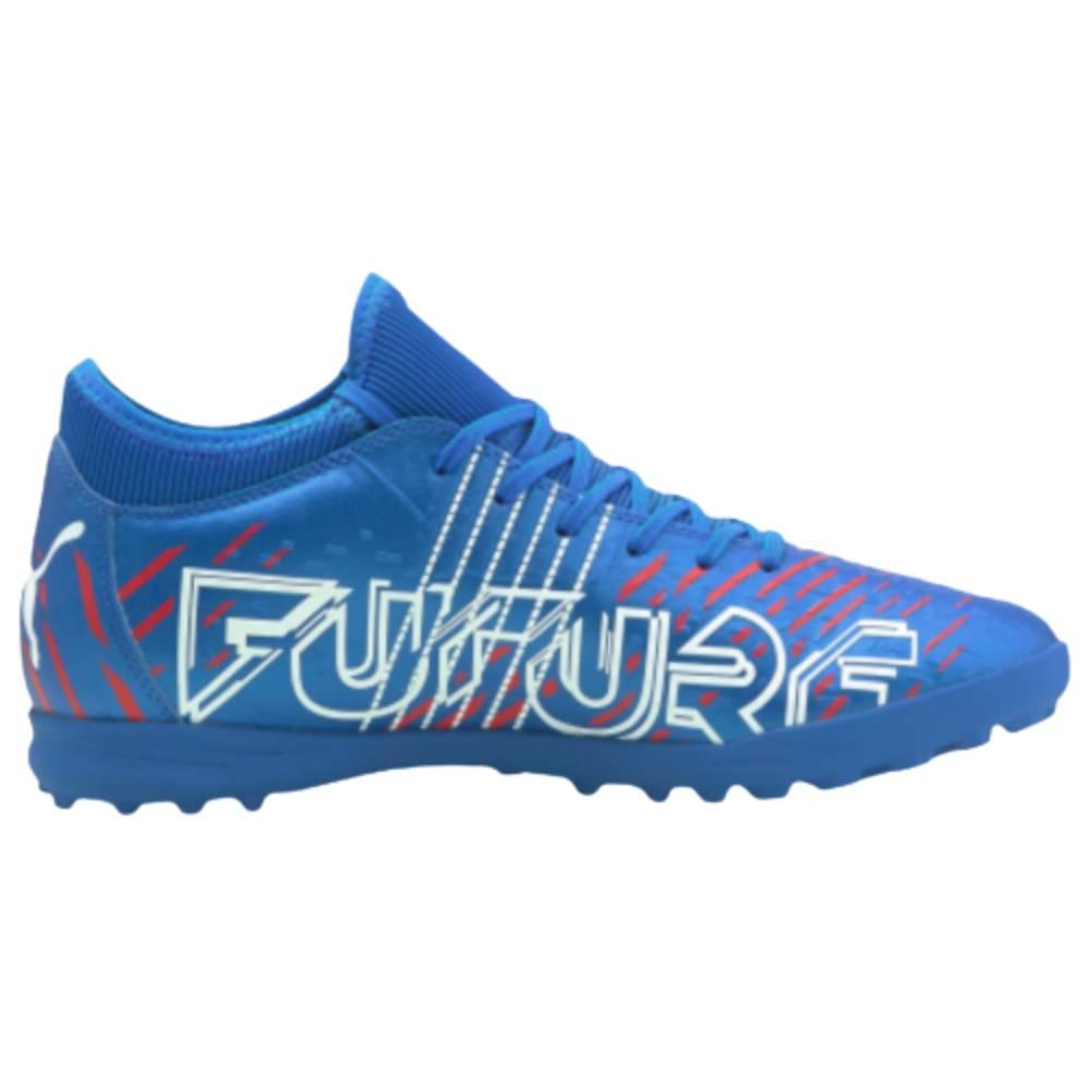 Chuteira Puma Society Future Z 4.2 Azul