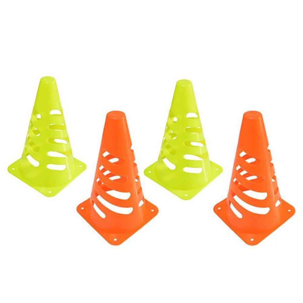 Cone De Marcação Prottector Com 10 Peças