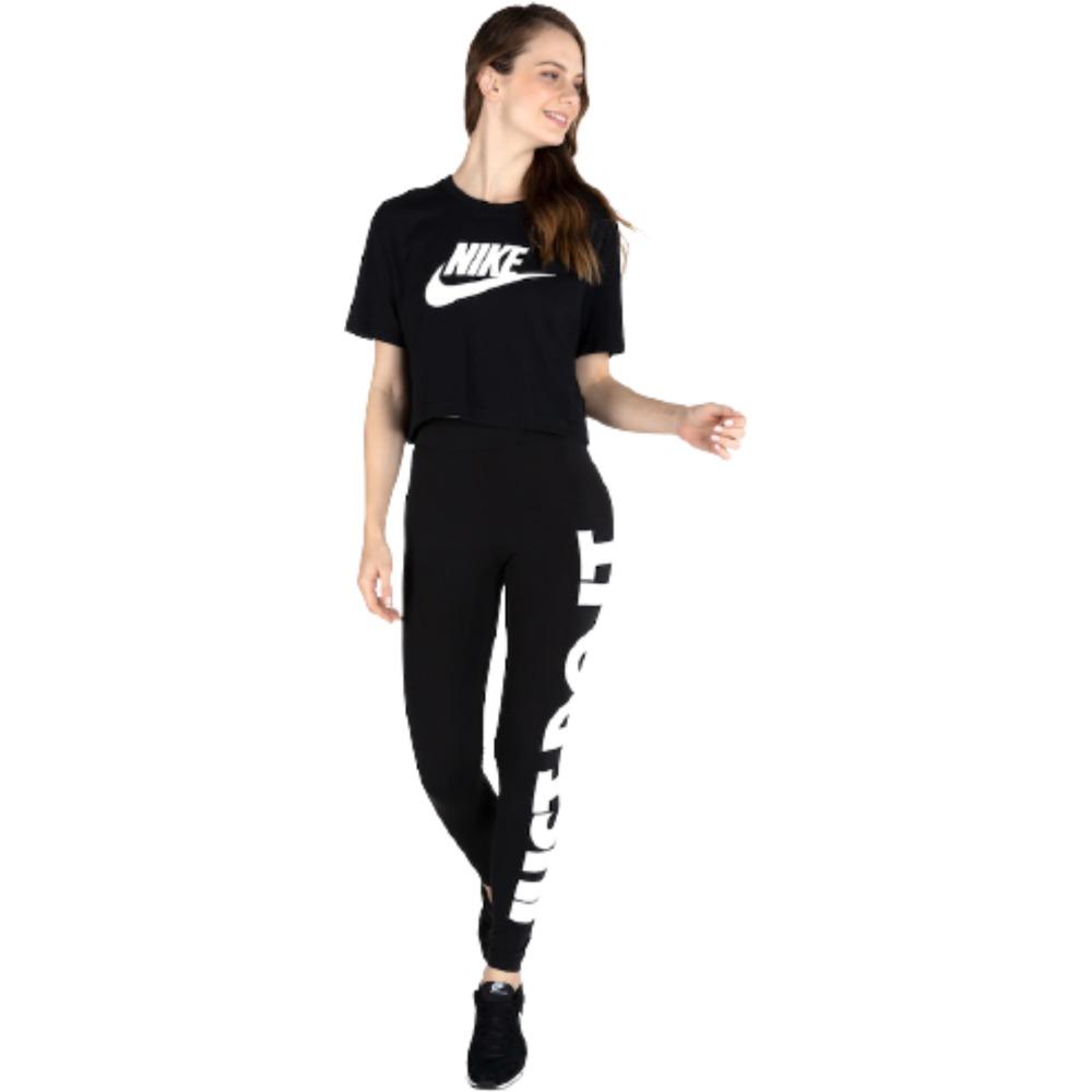 Cropped Nike Essential Icon Futura