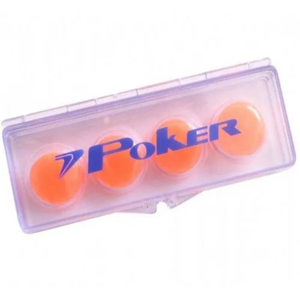 Protetor de Ouvido Poker Silicone