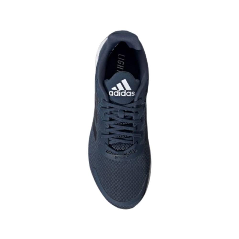 Tênis Adidas Duramo SL Azul/Preto/Branco