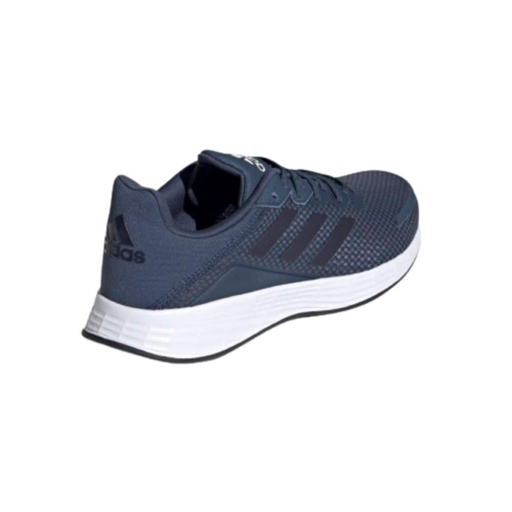 Tênis Adidas Duramo SL - Azul/Preto/Branco
