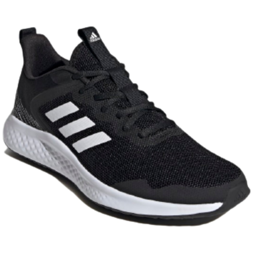 Tênis Adidas Fluidstreet Preto Branco