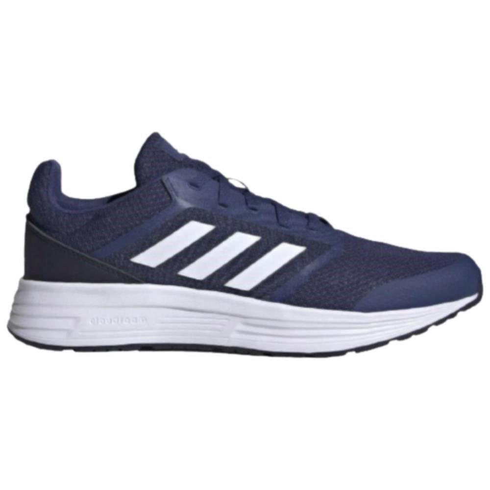 Tênis Adidas Galaxy 5 Marinho Branco