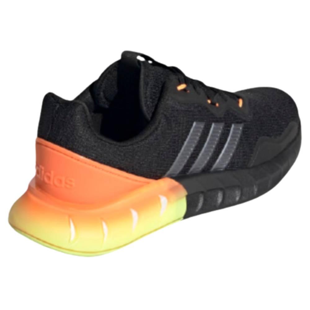Tênis Adidas Kaptir Super Preto Laranja