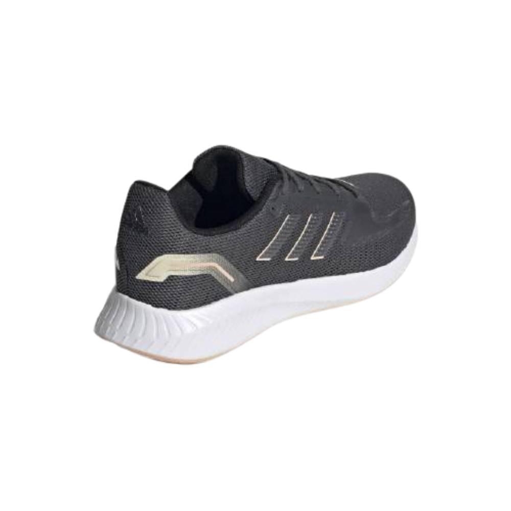 Tênis Adidas Runfalcon 2.0 Cinza Laranja