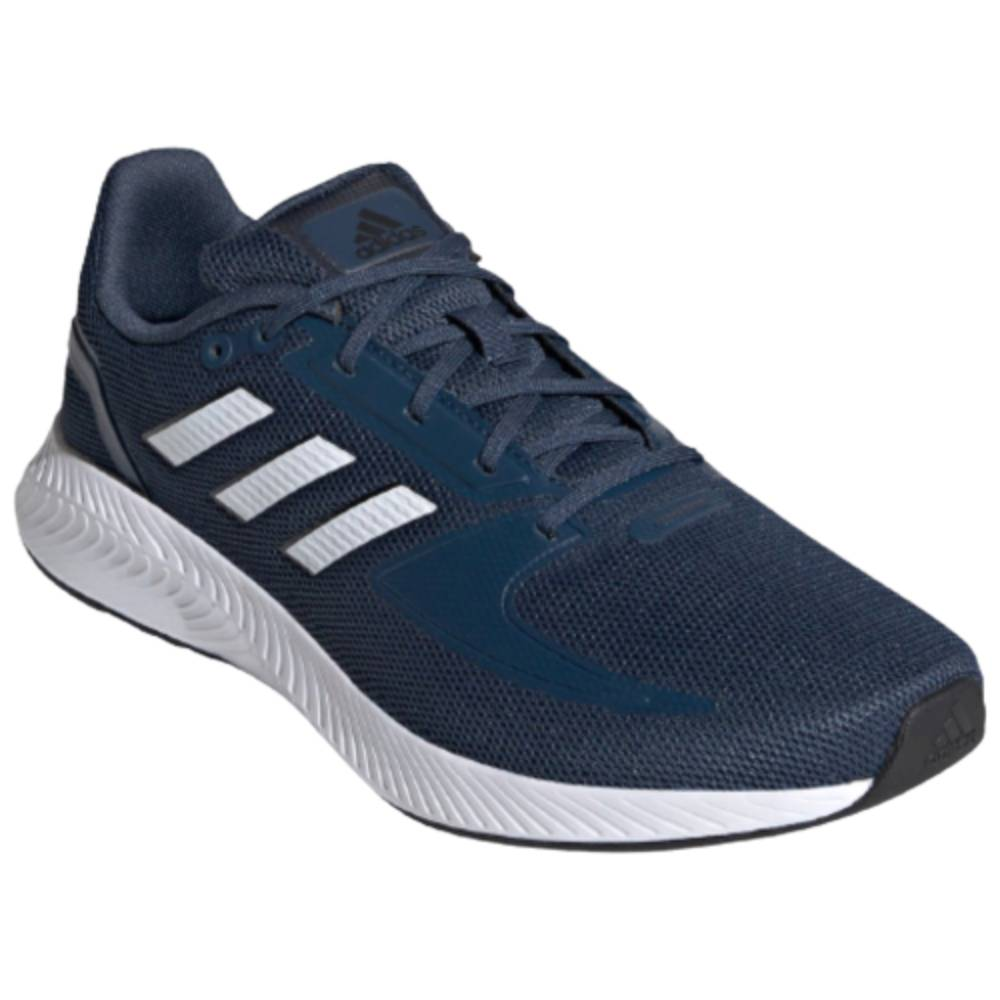 Tênis Adidas RunFalcon 2.0 Marinho Branco