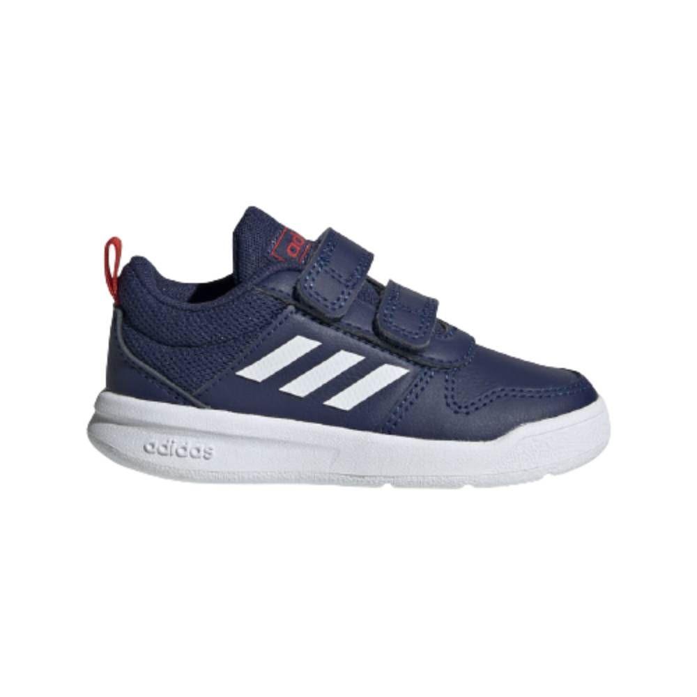 Tênis Adidas Tensaurus Infantil Azul Branco