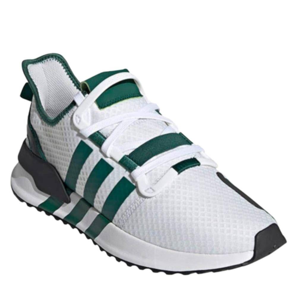 Tênis Adidas U_Path Run - Branco/Verde/Preto