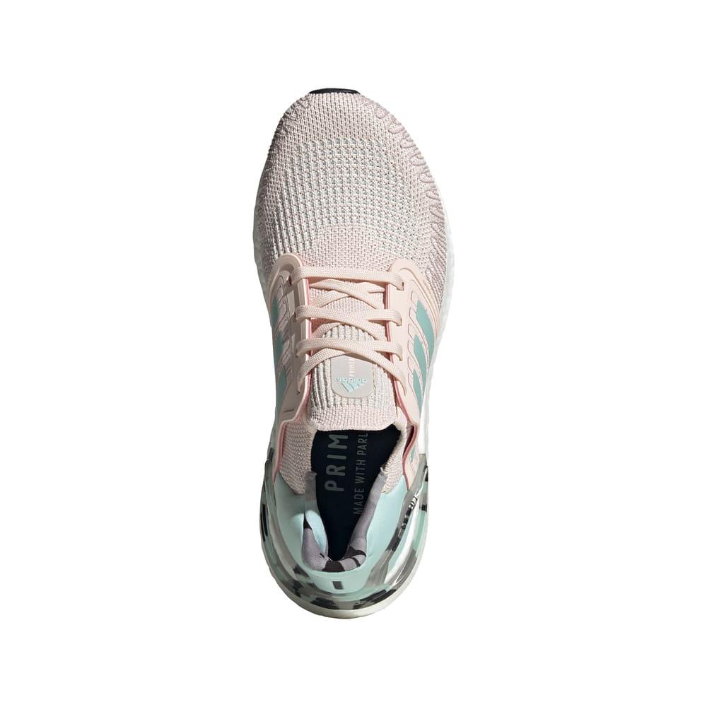 Tênis Adidas Ultraboost 20 W Feminino Rosa Azul