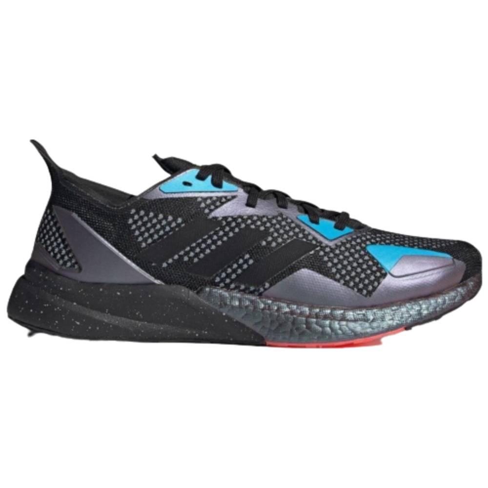 Tênis Adidas X9000L3 Preto Azul Turquesa