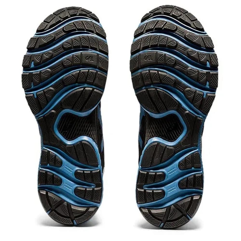 Tênis Asics Gel Nimbus - Preto e Azul