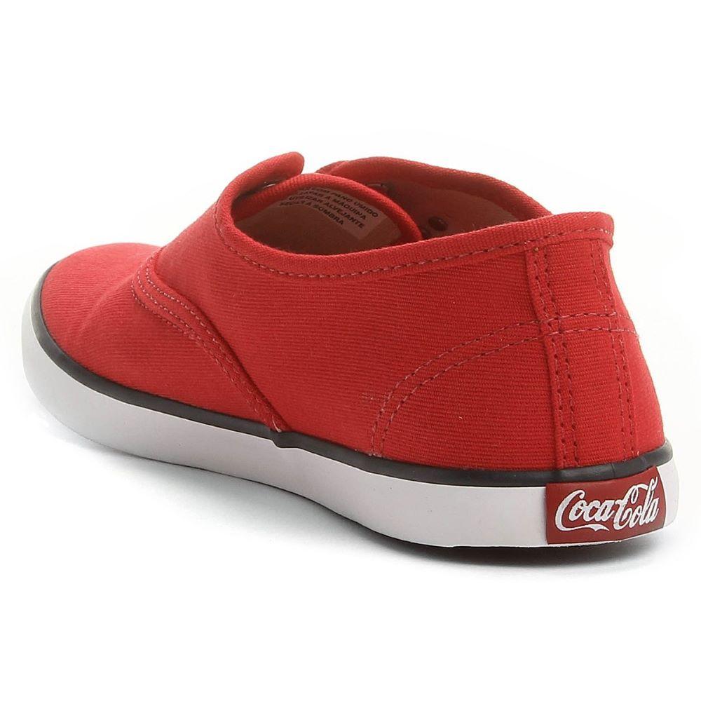 Tênis Coca-Cola All Day