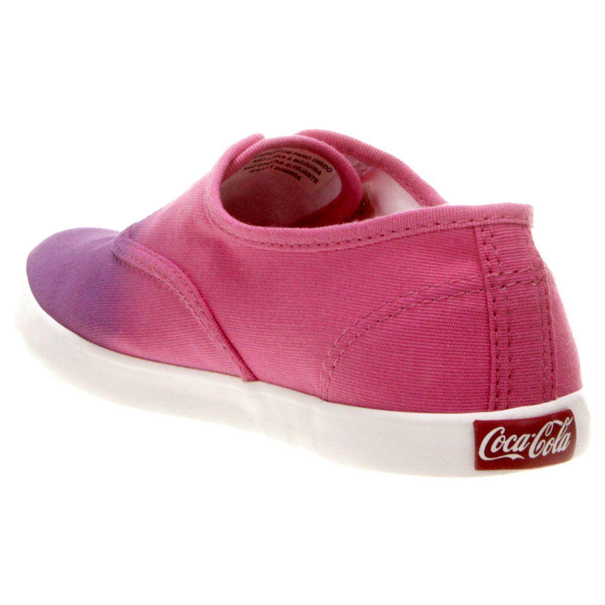Tênis Coca-Cola All Day Ombré