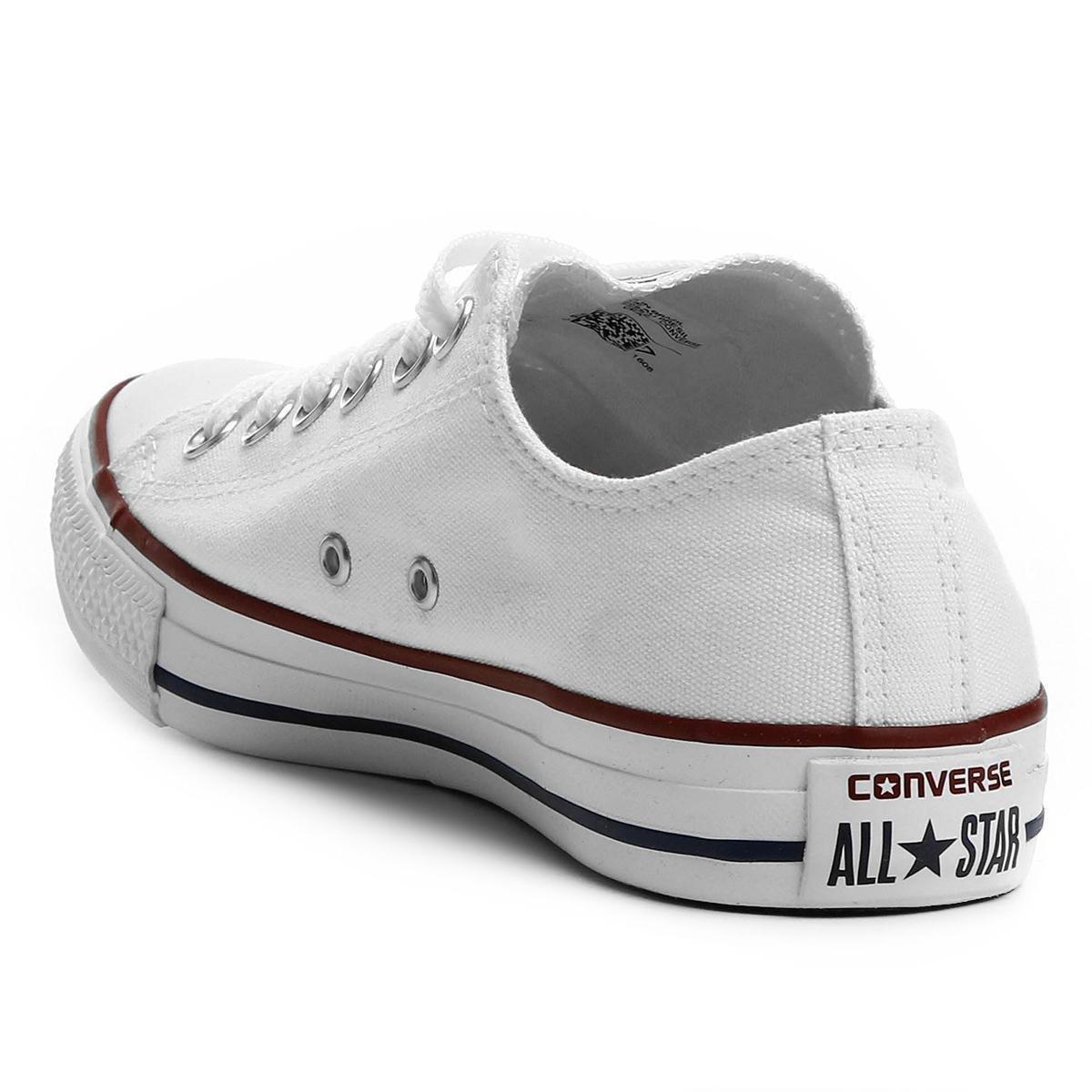 Tênis Converse All Star As Core Ox infantil