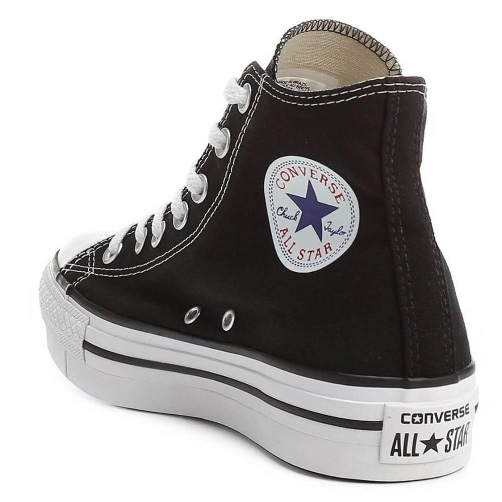 Tênis Converse Chuck Taylor All Star Cano Alto