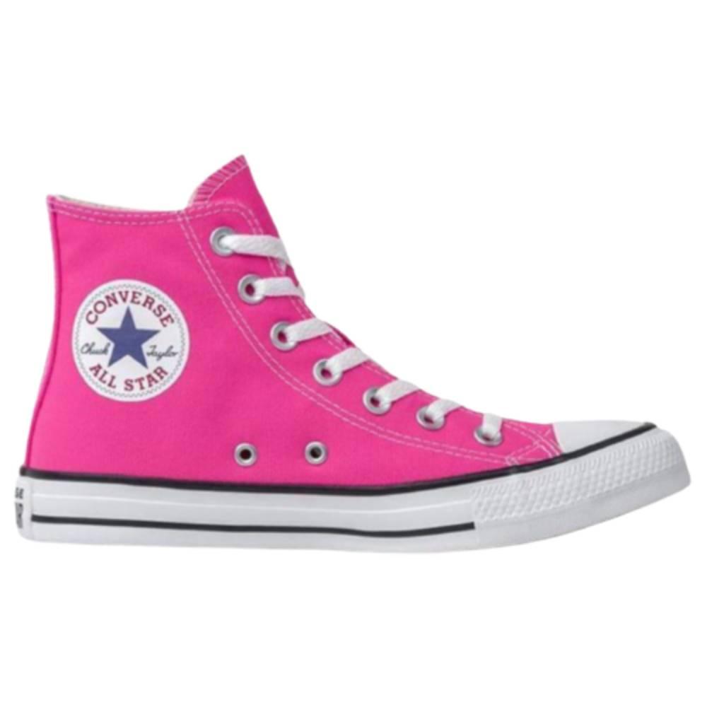 Tênis Converse Lona All Star Chuck Taylor Rosa