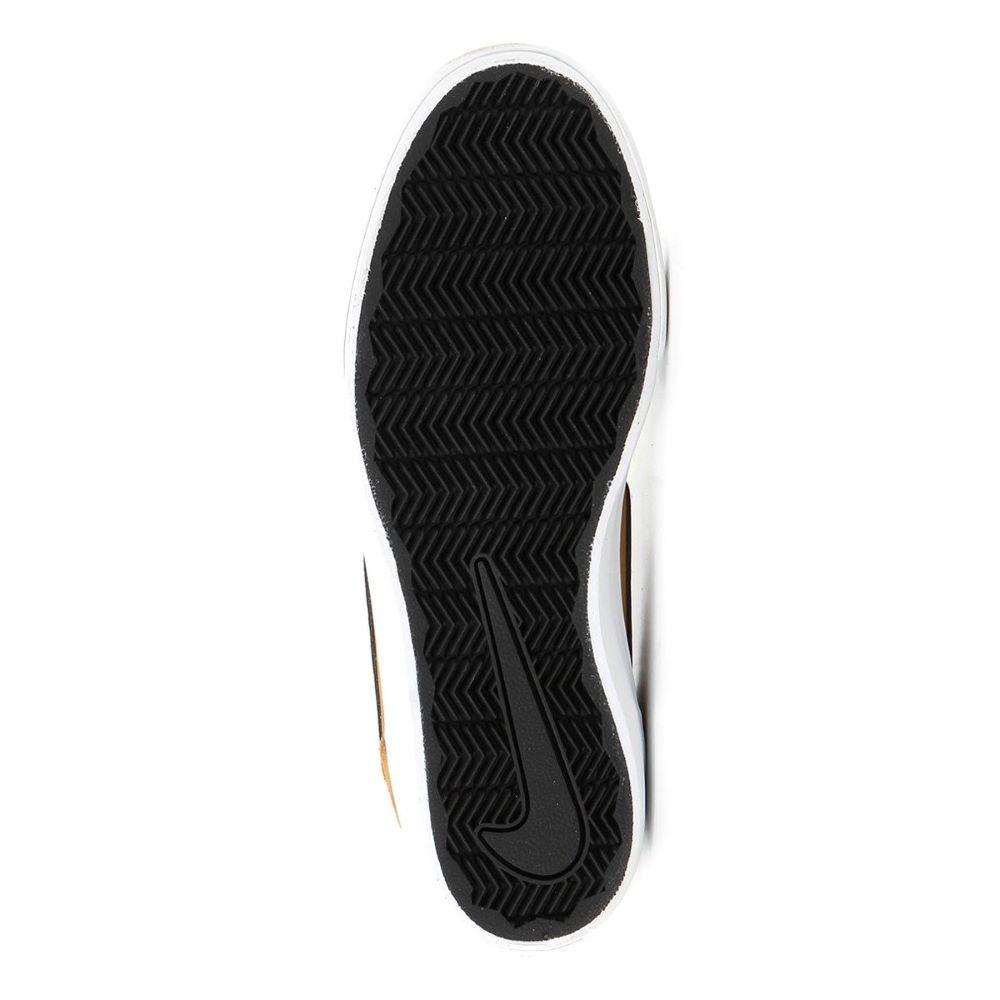 Tênis Couro Nike SB Portmore II Solar