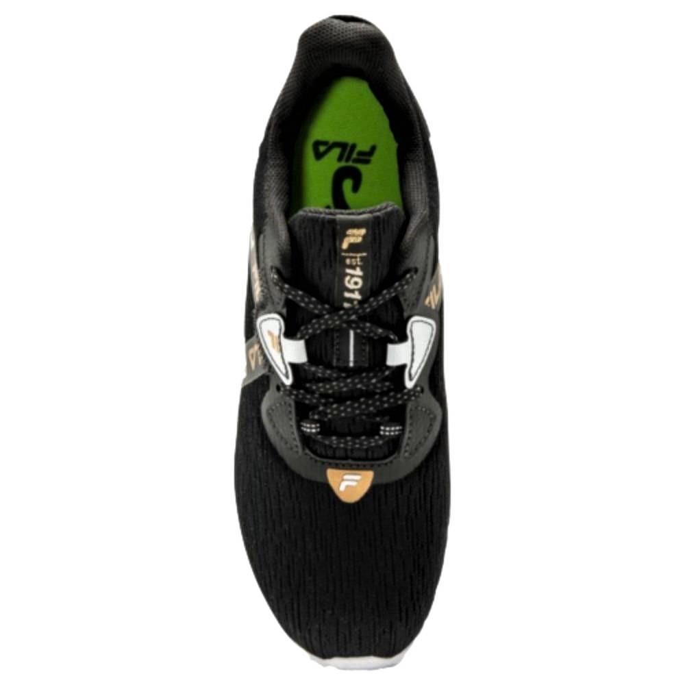Tênis Fila Shoes Extase Preto Branco