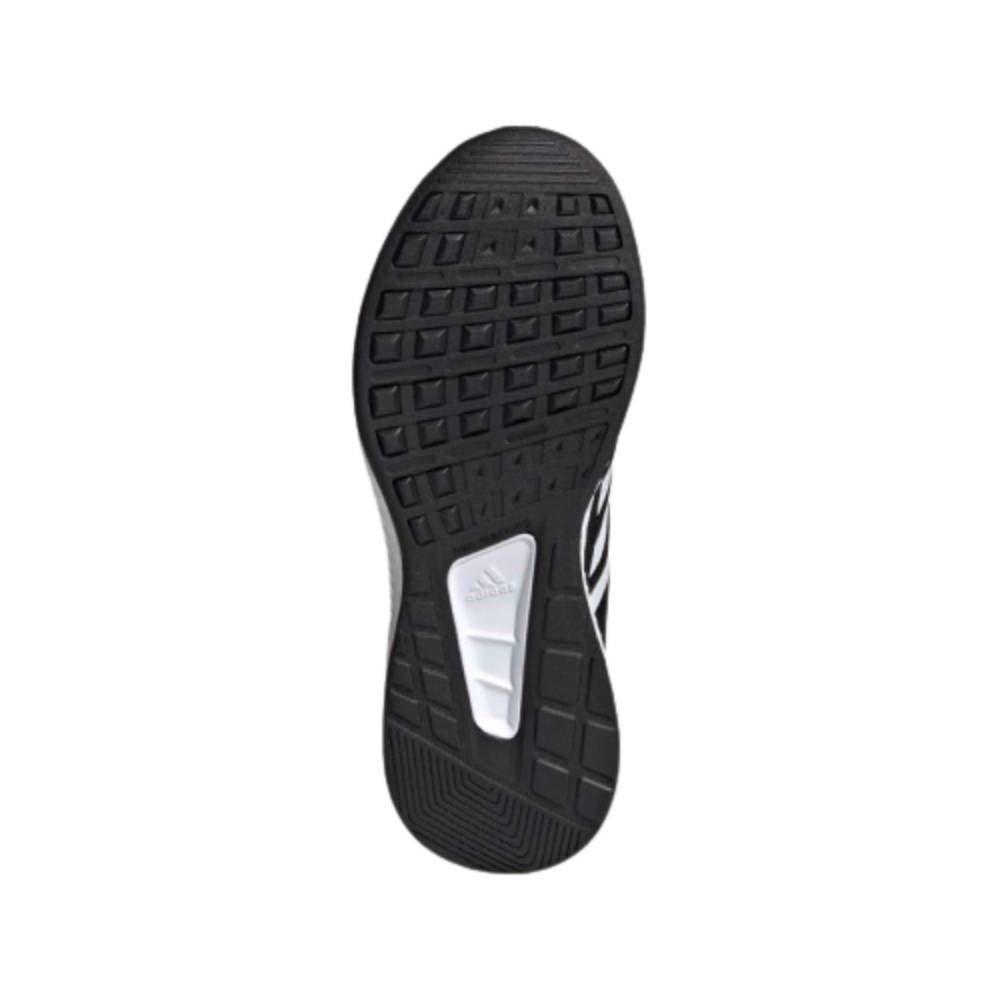 Tênis Infantil Adidas Runfalcon 2.0K - Preto/Branco
