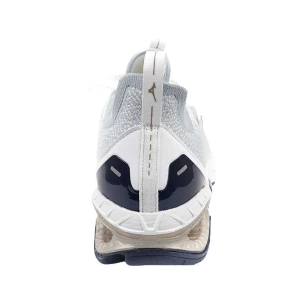 Tenis Mizuno Creation 22 WaveKnit Branco