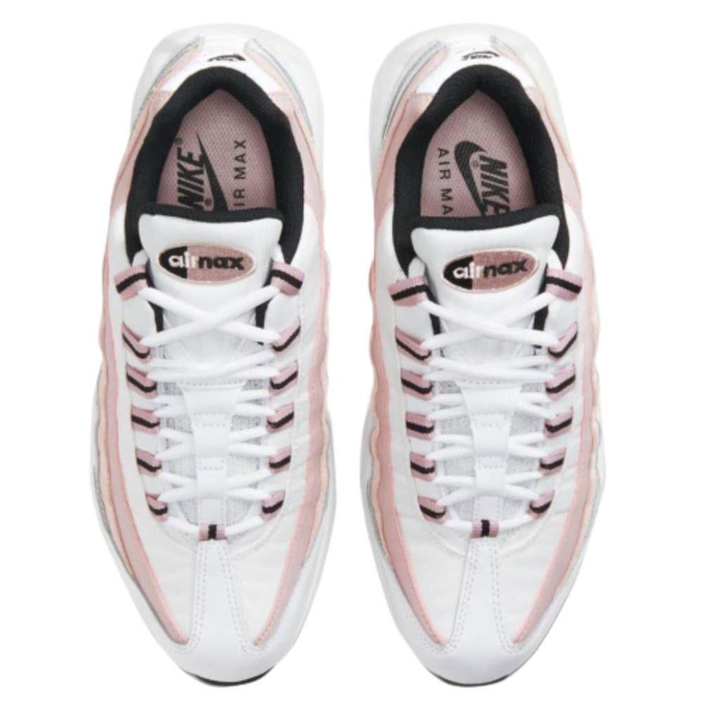 Tênis Nike Air Max 95 Bege/Rosa