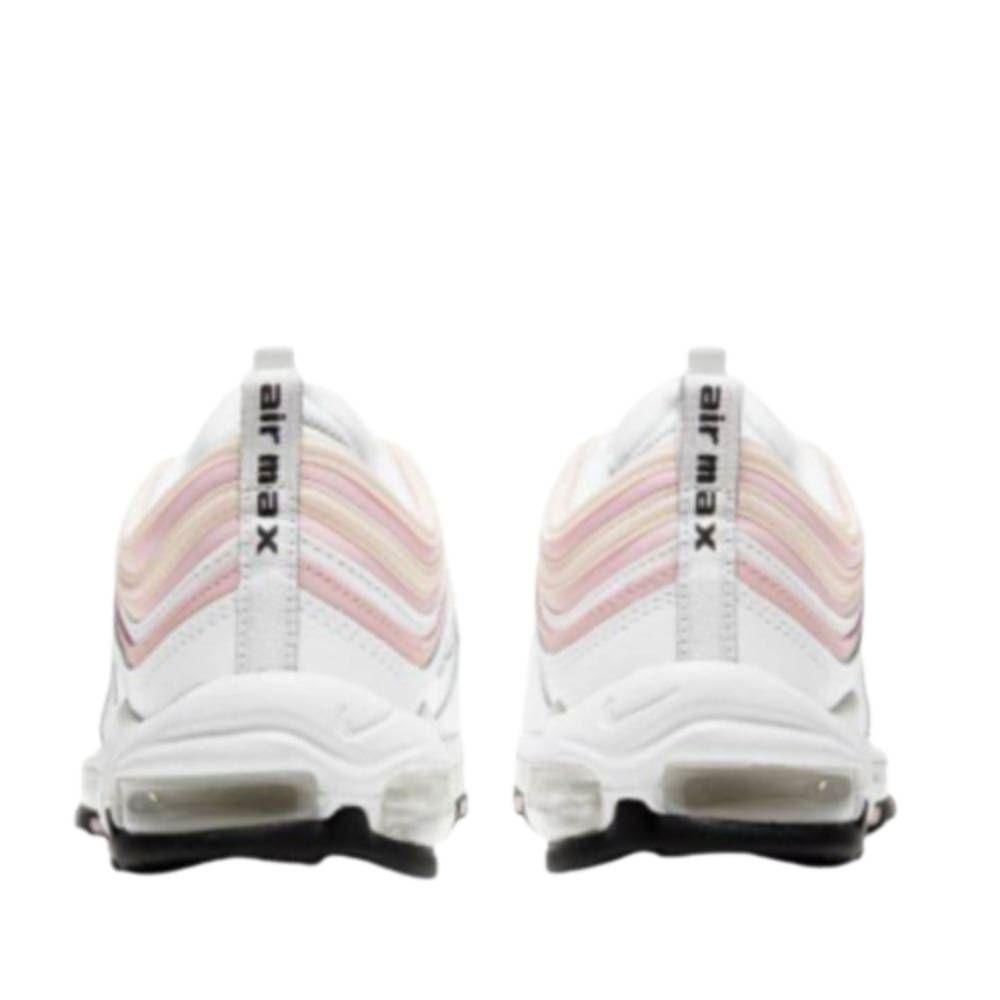 Tênis Nike Air Max 97 Branco/Rosa