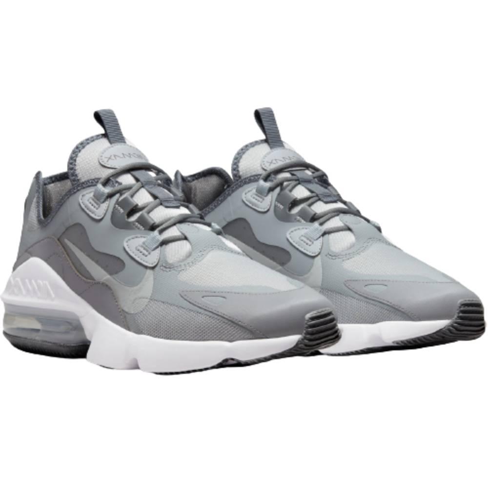 Tênis Nike Air Max Infinity 2 Cinza Branco