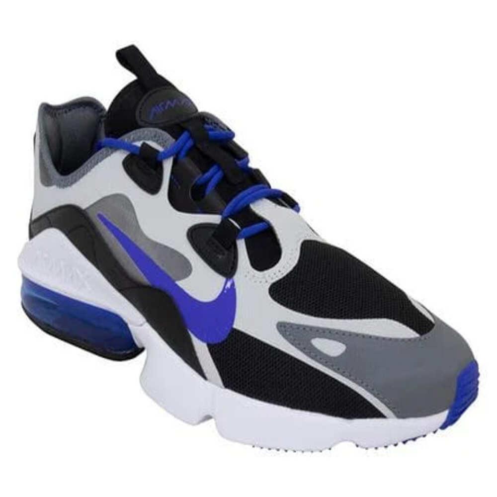 Tênis Nike Air Max Infinity 2 Preto Azul