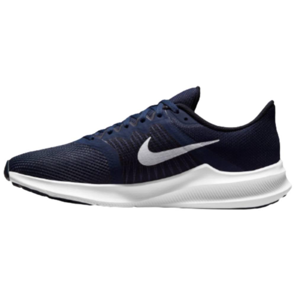 Tênis Nike Dowshifter 11 Marinho Branco