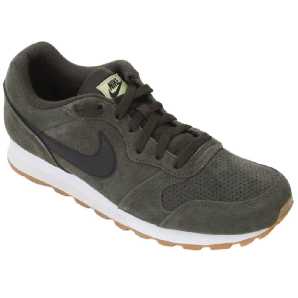Tênis Nike MD Runner 2 Suede