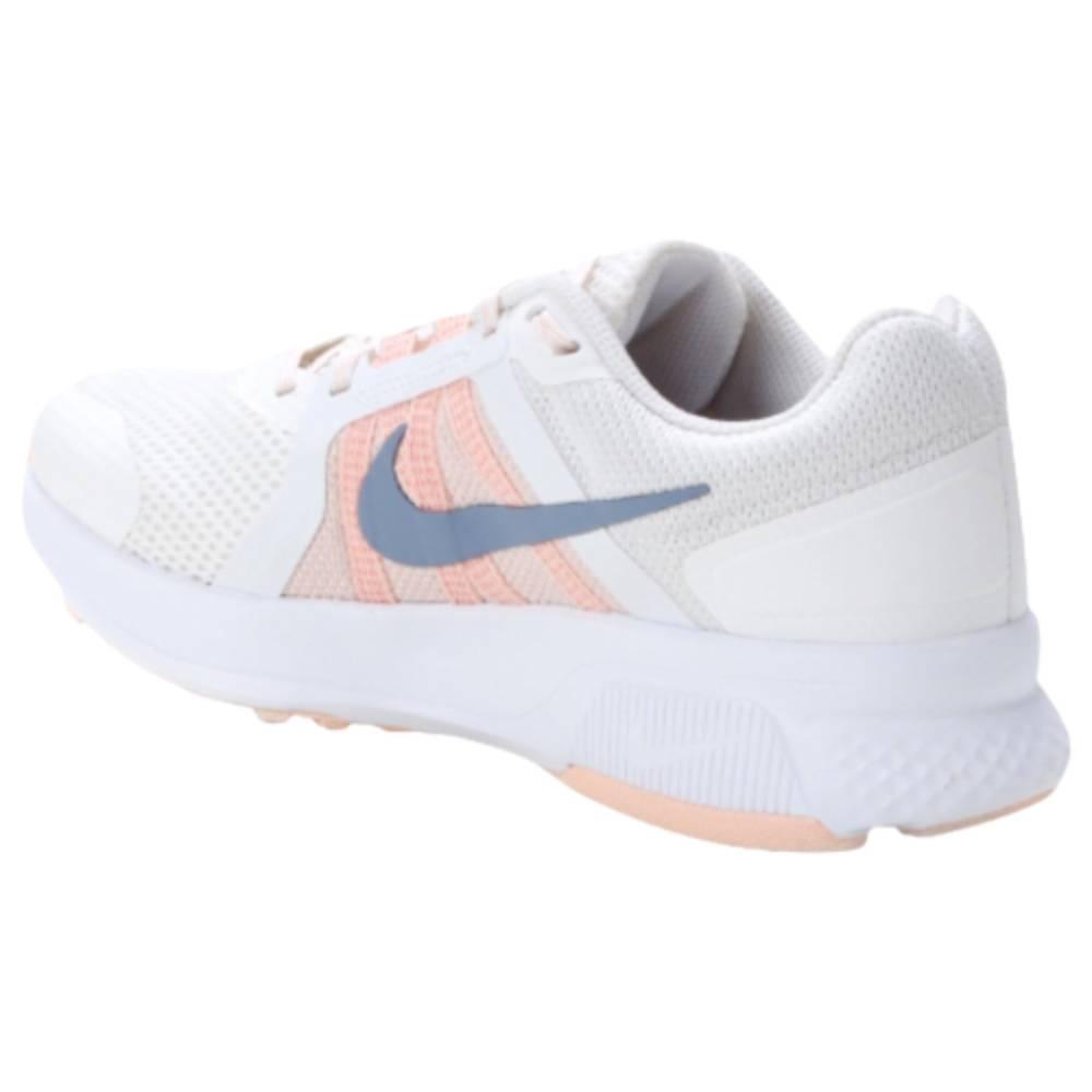 Tênis Nike Run Swift 2 Branco Rosa