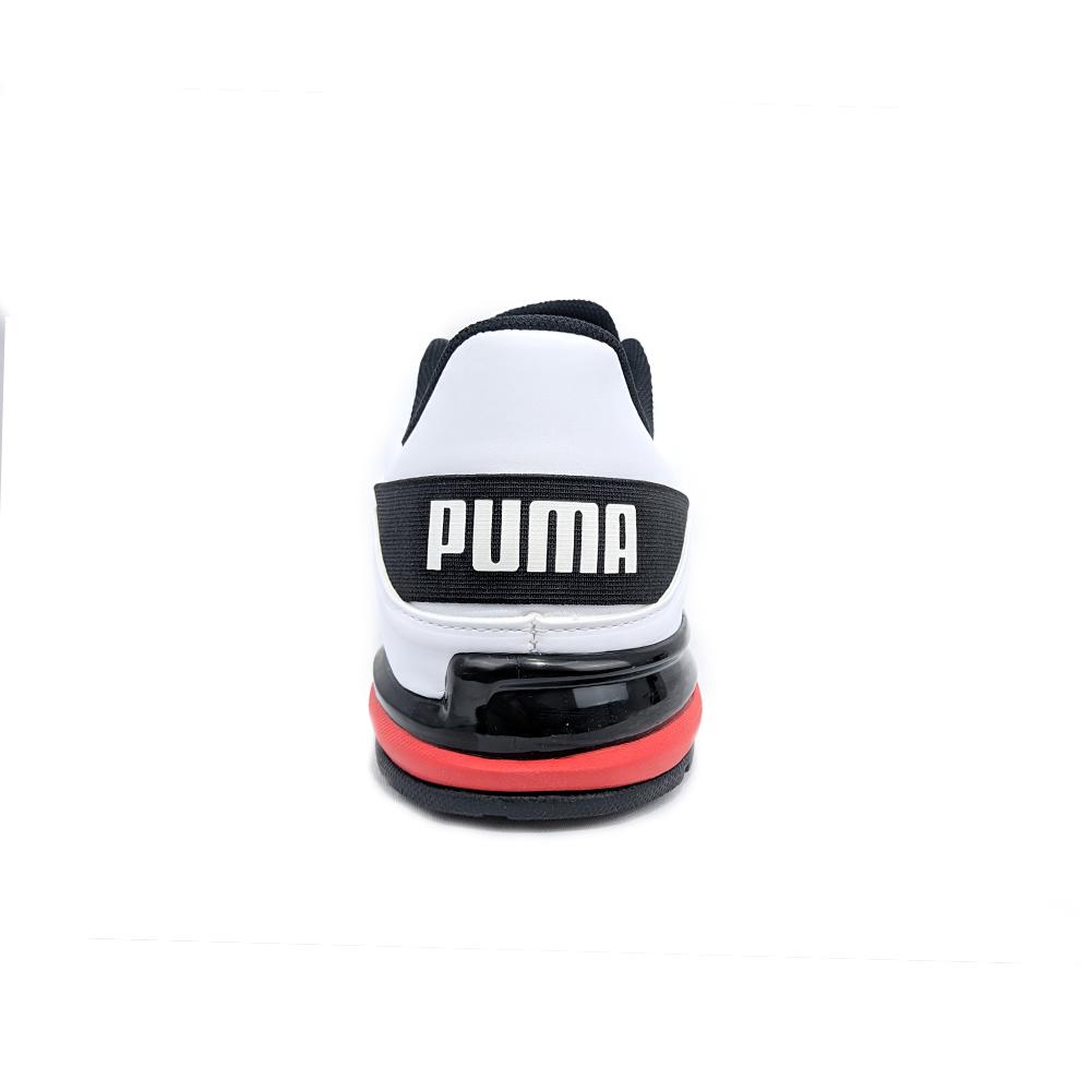 Tênis Puma Viz Runner BDP Branco Preto