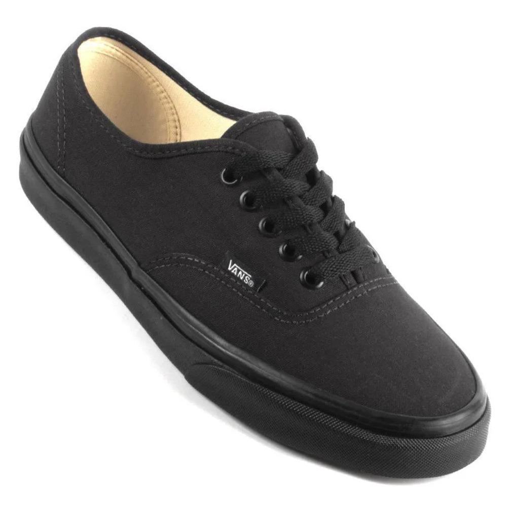 Tênis Vans Authentic All Black - VN000