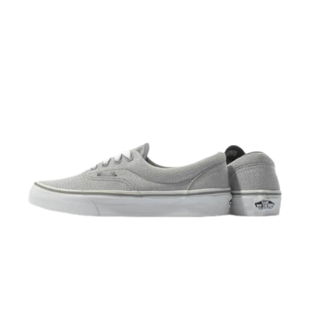 Tênis Vans Authentic Era Suiting Cinza Branco