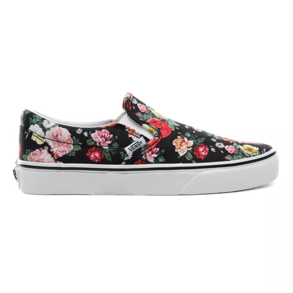 Tênis Vans Classic Slip-On Garden Floral VN0A4BV3V8X