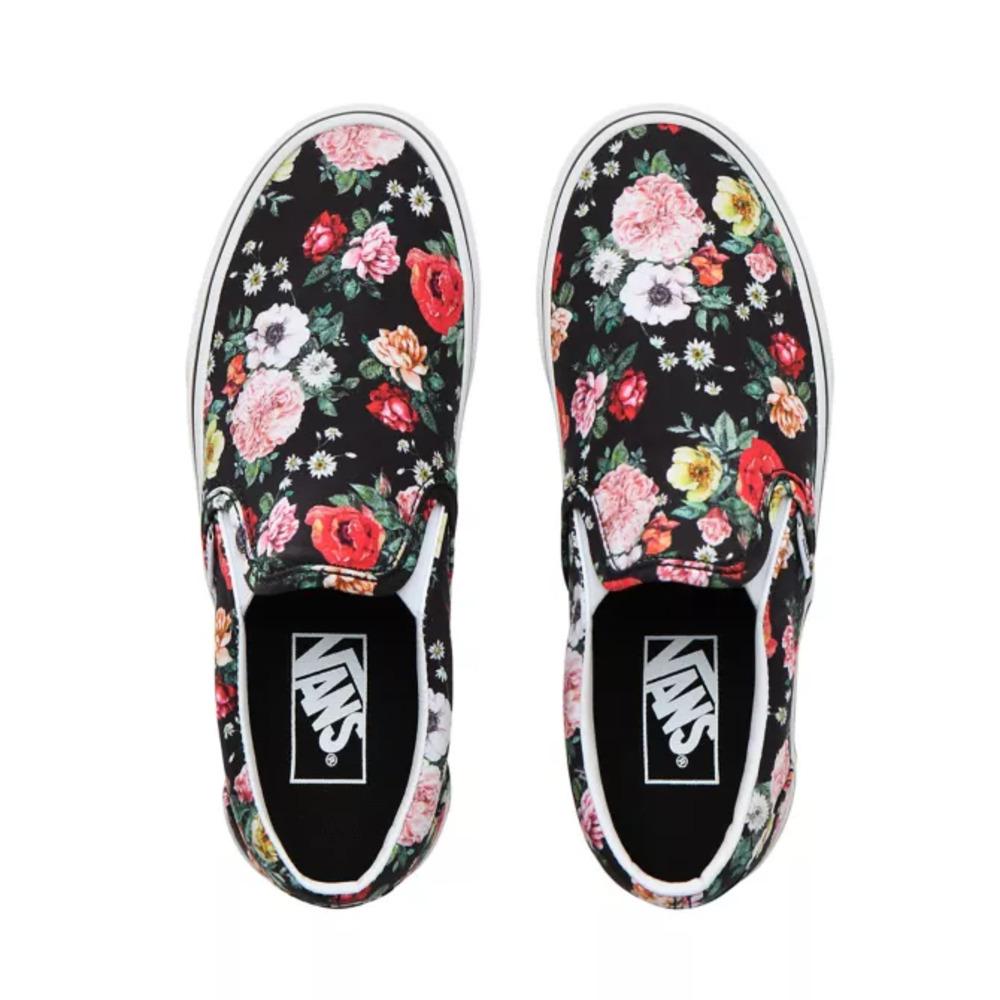 Tênis Vans Classic Slip-On Garder Floral VN0A4BV3V8X
