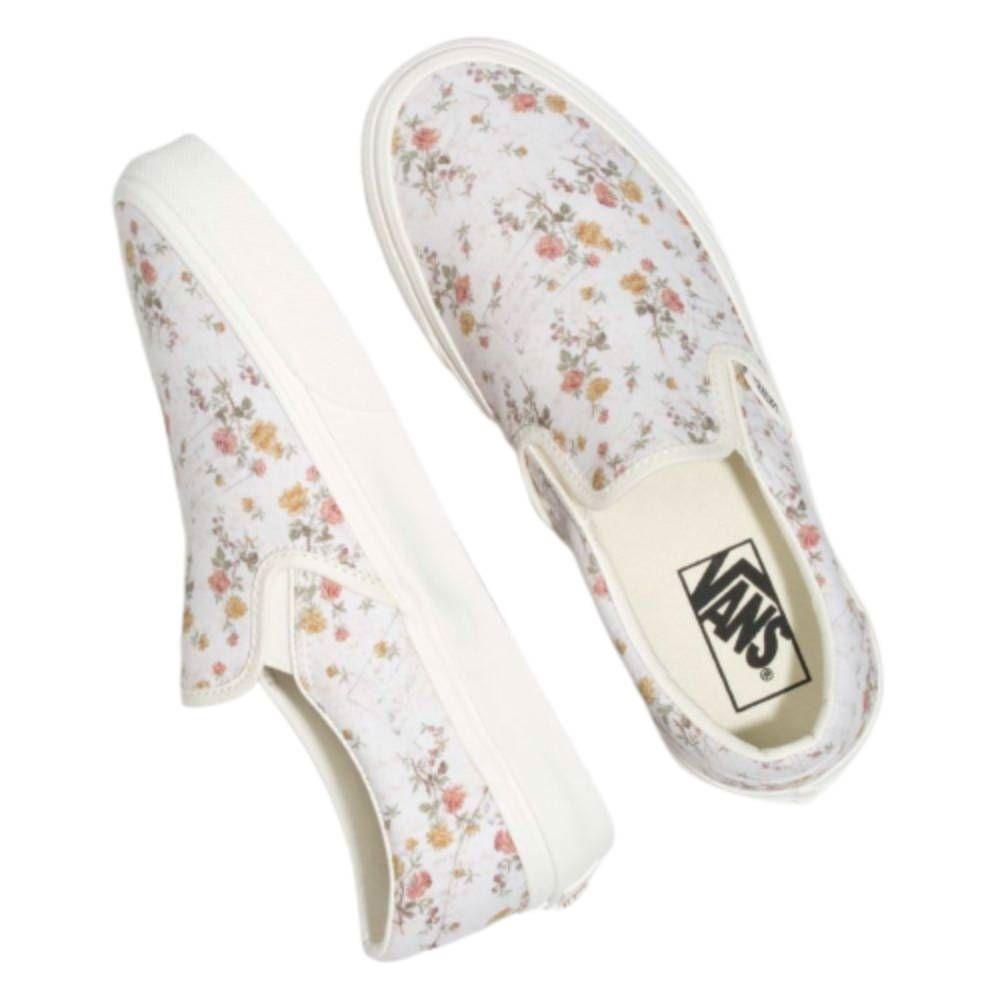 Tênis Vans Classic Slip-On VN0A38F7VMR Floral
