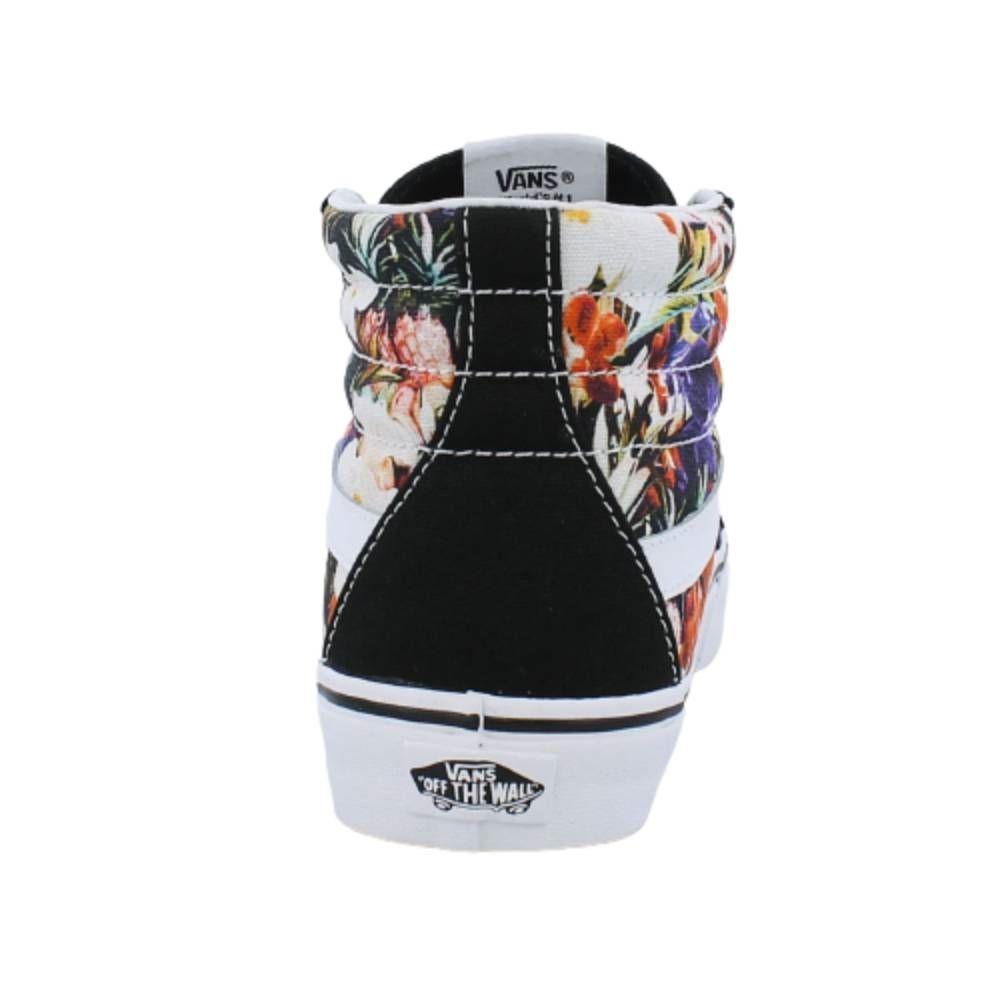 Tênis Vans Sk8-Hi Reissue Cuban Floral VN0A2XSBMLB