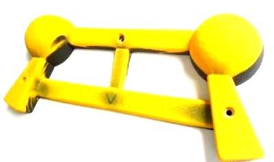 Agarras Gringa Training Hangboard EVO (1 peça)