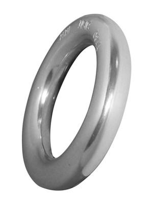 Anel de Alumínio 25KN ISC Prata