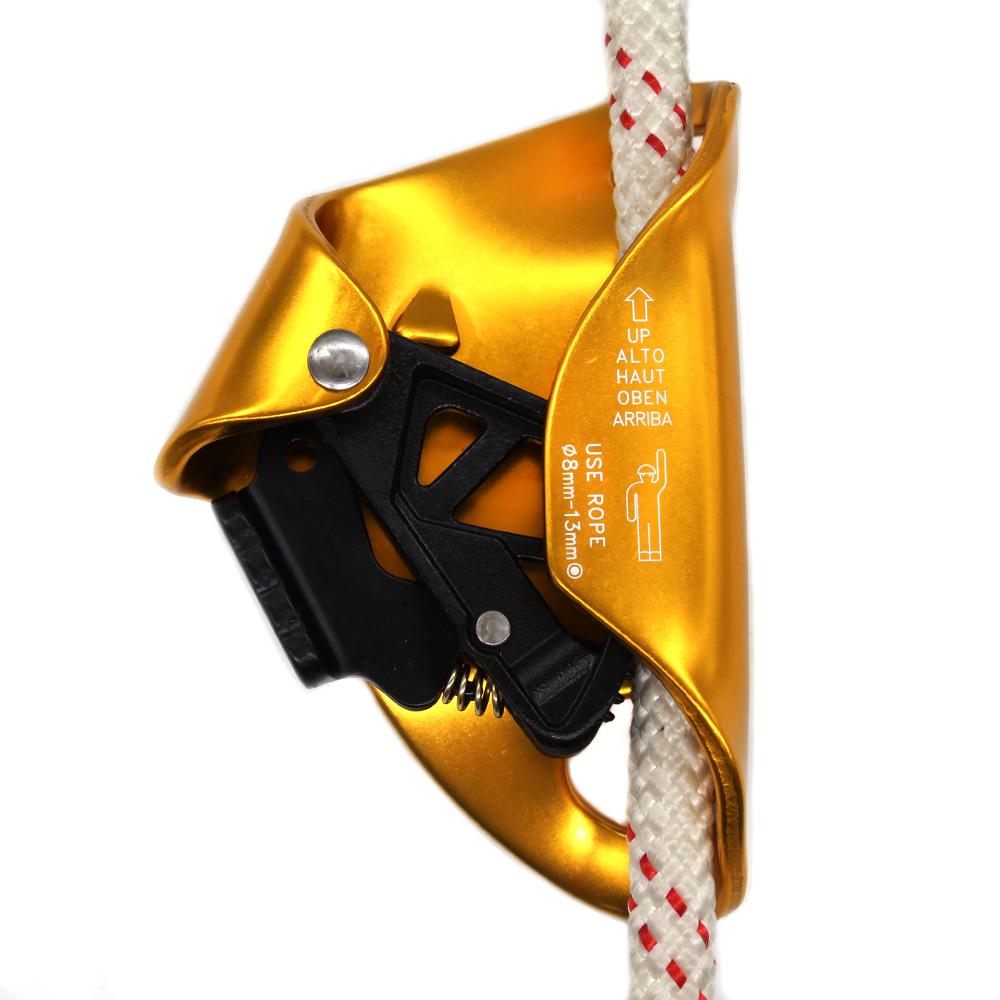 Ascensor USClimb Peitoral Croll Amarelo