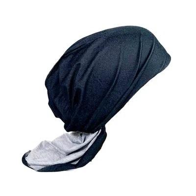 Bandana Black com proteção UV 50+ NTK