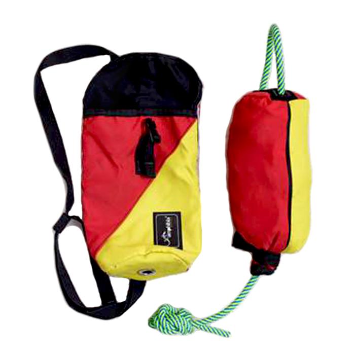 Bolsa/Saco de arremesso para resgate em Canionismo