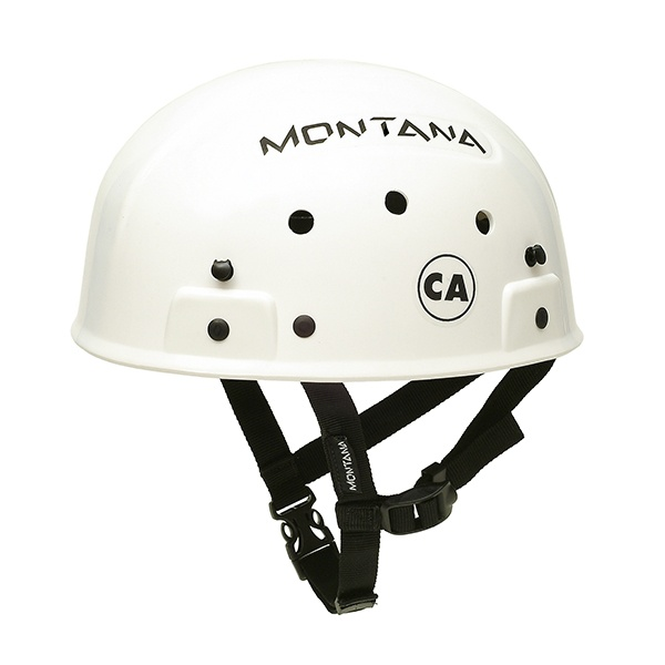 Capacete Montana modelo Focus com Velcro