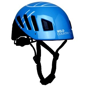 Capacete Wild Country Rock Lite Blue